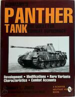Germany's Panther Tank - Thomas L. Jentz (ISBN 9780887408120)