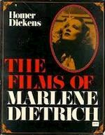 The films of Marlene Dietrich - Homer Dickens (ISBN 0806500077)