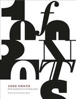 1000 Fonts - Bob Gordon (ISBN 9781782402879)