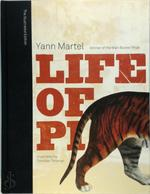 Life of Pi. Illustrated Edition - Yann Martel (ISBN 9781841958491)