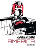 Judge Dredd: the Mega Collection [01]: America - John Wagner, Colin Macneil (ISBN 9772055766033)