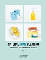 Natural home cleaning - fern green (ISBN 9781784882396)
