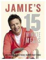 Jamies 15-Minute Meals - jamie oliver (ISBN 9780718157807)
