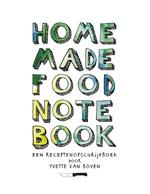 Home made food note book - Yvette van Boven (ISBN 9789059566507)