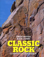 Classic Rock Climbs - Unknown (ISBN 9780906371183)