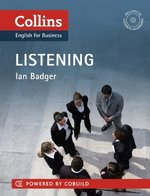 Collins English for Business. Listening - Ian Badger (ISBN 9780007423217)