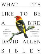 What it's like to be a bird - david allen sibley (ISBN 9780307957894)