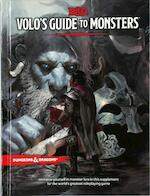 Volo's Guide to Monsters (Dungeons & Dragons) - (ISBN 9780786966011)