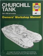 Churchill Tank - Owners' Workshop Manual