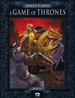 Game of thrones 10. boek 10/12 - george r r Martin (ISBN 9789460782398)
