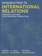 Introduction to International Relations - Joseph Grieco (ISBN 9781137398802)