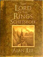The lord of the rings schetsboek - Alan Lee, Chris Smith, Martijn Adelmund (ISBN 9789022543467)