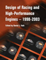 Design of Racing and High-performance Engines, 1998-2003