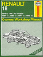 Renault Owners Workshop Manual