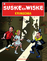 Krimsonia - willy vandersteen (ISBN 9789002246807)