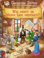 WIE HEEFT DE MONA LISA GESTOLEN (GB) - STILTON STRIP - Geronimo Stilton (ISBN 9789054616634)