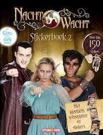 Nachtwacht : stickerboek - glow-in-the-dark 2 - Gert Verhulst (ISBN 9789462773370)