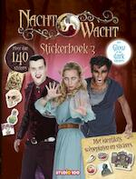 Nachtwacht : glow in the dark, stickerboek seizoen 3 - Gert Verhulst (ISBN 9789462773820)