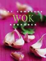 Het complete wok kookboek - Unknown (ISBN 9789054262909)