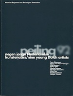 Peiling 92: negen jonge Nederlandse kunstenaars / nine young Dutch artists - Elbrig de Groot, Christiane Berndes, Karel Schampers (ISBN 9789069181097)