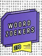 Woordzoekers - PeterFrank (ISBN 9789059247710)
