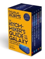 Hitchhiker's guide to the galaxy boxset 42nd anniversary edition - douglas adams (ISBN 9781529044195)