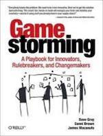 Gamestorming - Dave Gray, Sunni Brown, James Macanufo (ISBN 9780596804176)