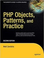 PHP Objects, Patterns, and Practice - Matt Zandstra (ISBN 9781590599099)