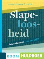 Slapeloosheid - Ingrid Verbeek, Klip (ISBN 9789085061526)