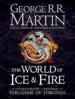 World of Ice and Fire - george r. r. martin (ISBN 9780007580910)