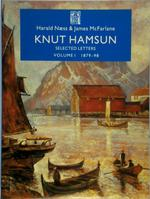 Selected Letters - Knut Hamsun (ISBN 9781870041133)