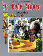 De excalibur - willy vandersteen (ISBN 9789002195556)