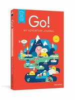 Go! red adventure journal