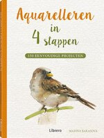 Aquarelleren in 4 stappen - Marina Bakasova (ISBN 9789463594950)