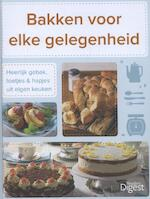 Bakken voor elke gelegenheid - Unknown (ISBN 9789462010154)