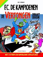 De Vertongen draait door - Hec Leemans, Tom Bouden (ISBN 9789002257469)