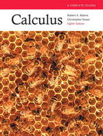 Calculus: a Complete Course - Robert A Adams (ISBN 9780321781079)