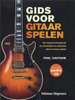 Gids voor gitaarspelen + CD-audio - P. Capone (ISBN 9789059209107)