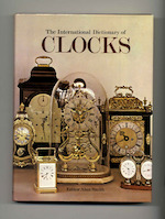 The Country Life International Dictionary of Clocks - Alan Smith (ISBN 9780600319214)