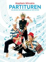 Partituren - Kapitein Winokio (ISBN 9789490378530)