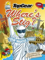 Top Gear Where's Stig? the World Tour [zoekboek]