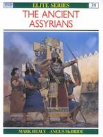 The Ancient Assyrians - Mark Healy (ISBN 9781855321632)