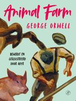 Animal farm [graphic novel] - George Orwell (ISBN 9789029539999)