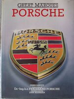 Porsche - Chris. Harvey, John. Blunsden (ISBN 9780706413700)
