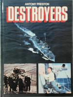 Destroyers - Antony Preston (ISBN 9780600329558)