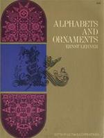 Alphabets & ornaments - Ernst Lehner (ISBN 9780486219059)