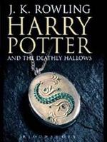 Harry Potter and the Deathly Hallows Adult edition - J.K. Rowling