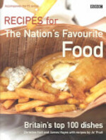 Recipes for the Nation's Favourite Food - Christine Hall, James Hayes, Jo Pratt (ISBN 9780563488668)