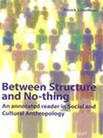 Between structure and No-thing - Unknown (ISBN 9789044123906)