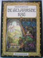 De gelaarsde kat [pop-up boek] - Nicola Bayley, Christopher Logue, Ef Leonard [pseud. van Frans] Hummelman (ISBN 9789022940891)
